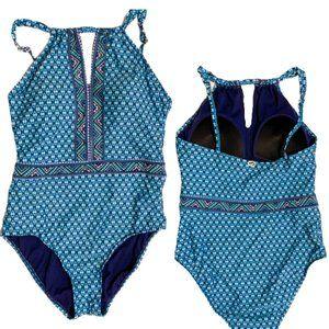 Jantzen One- Piece Swimsuit